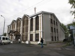 Проект административного здания пенсионного фонда