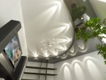 Применение многоуровневых натяжных потолков в дизайне интерьера 2-х комнатной квартиры