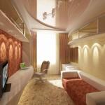 Дизайн детской для девочки в 3-х комнатной квартире