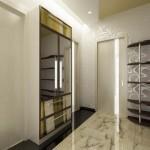 Дизайн прихожей в 3-х комнатной квартире