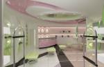 Дизайн интерьера магазина обуви «ALBANO» в ТРЦ «Фан-Фан» в г.Екатеринбурге.