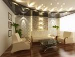 Гостиная в 6-ти комнатной квартире Екатеринбург