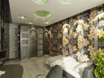 Спальня младшего в 6-ти комнатной квартире. Екатеринбург