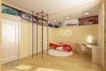 Дизайн детской комнаты в г.Тарко-Сале