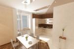 Дизайн кухни-столовой в г.Тарко-Сале