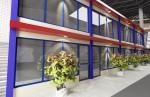 Проект здания административно бытового комплекса в крупном производственном здании