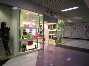 Фотографии интерьера магазина обуви
