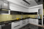 Дизайн интерьера кухни в 5-ти комнатной квартире