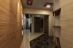 Дизайн интерьера прихожей в элитной квартире