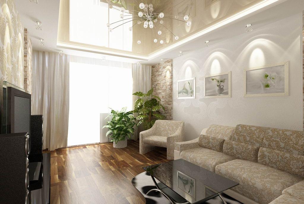 фото дизайны 2-х комнатных квартир