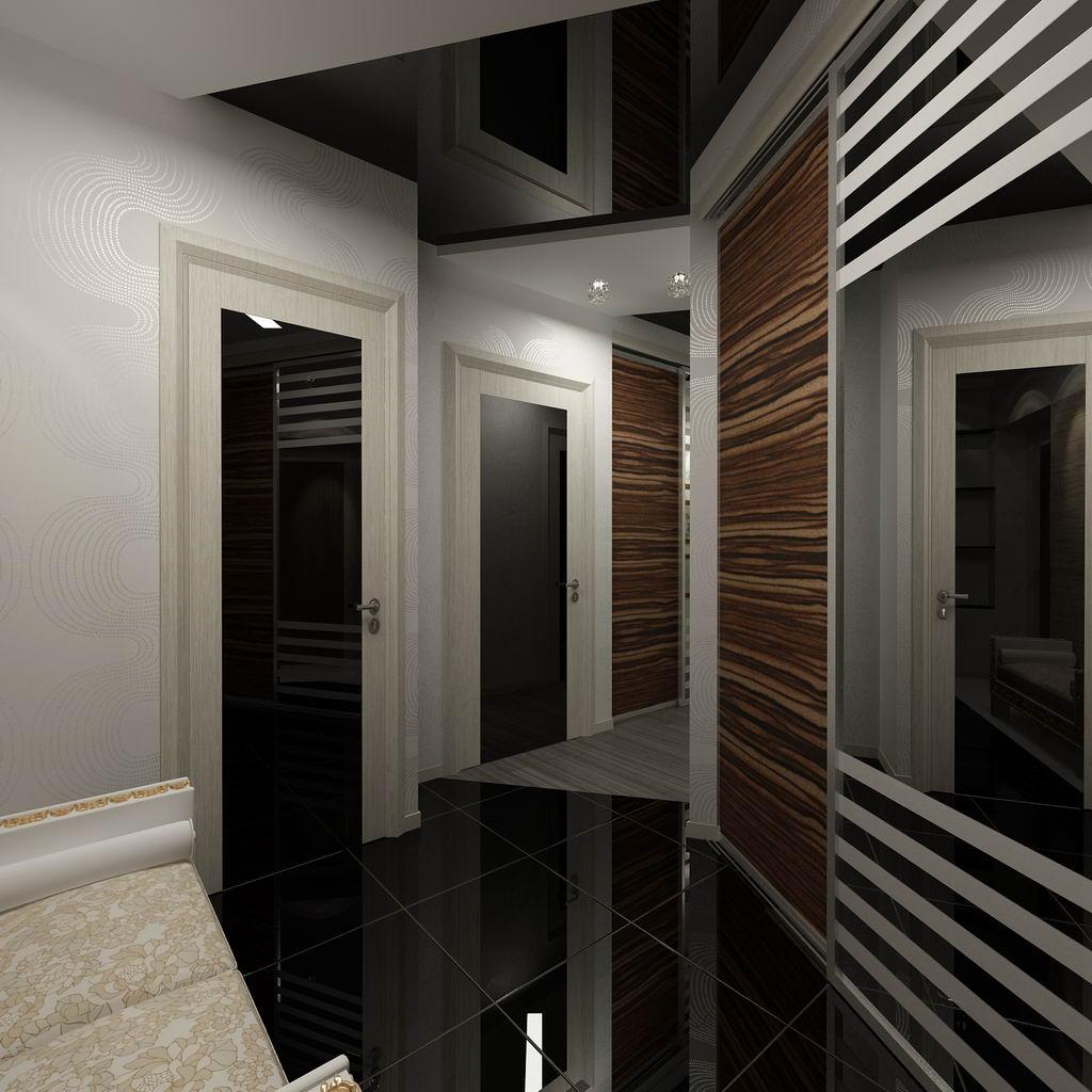 Прихожая, коридор