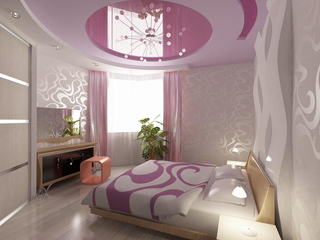 Дизайн спальный