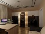 Дизайн кабинета. Вариант 1. Классические интерьеры