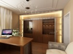 Дизайн кабинета. Вариант 2. Классические интерьеры