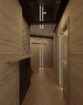 Дизайн квартиры. Интерьер холла-прихожей