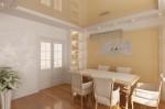 Дизайн кухни-столовой. Классические интерьеры