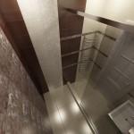 Дизайн интерьера гостевой ванной комнаты
