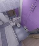 Дизайн квартиры. Интерьер ванной
