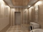 Дизайн ванной комнаты. Классические интерьеры