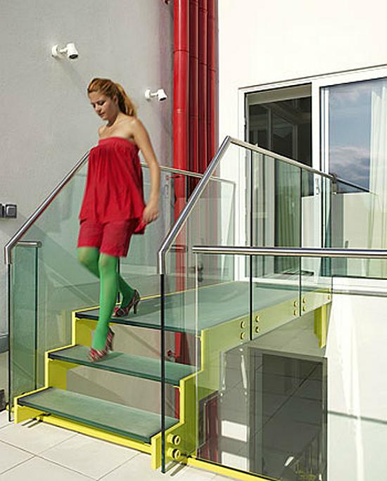 Дизайн коттеджа - фотографии радужного интерьера