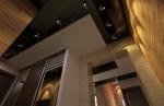 Дизайн интерьера прихожей в коттедже с мансардой