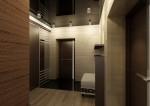 Дизайн интерьера прихожей в однокомнатной квартире