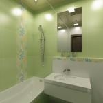 Дизайн интерьера ванной в однокомнатной квартире