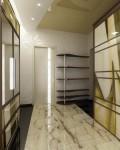 Дизайн интерьера прихожей в 3-х комнатной квартире