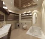 Дизайн ванной. Вариант 2