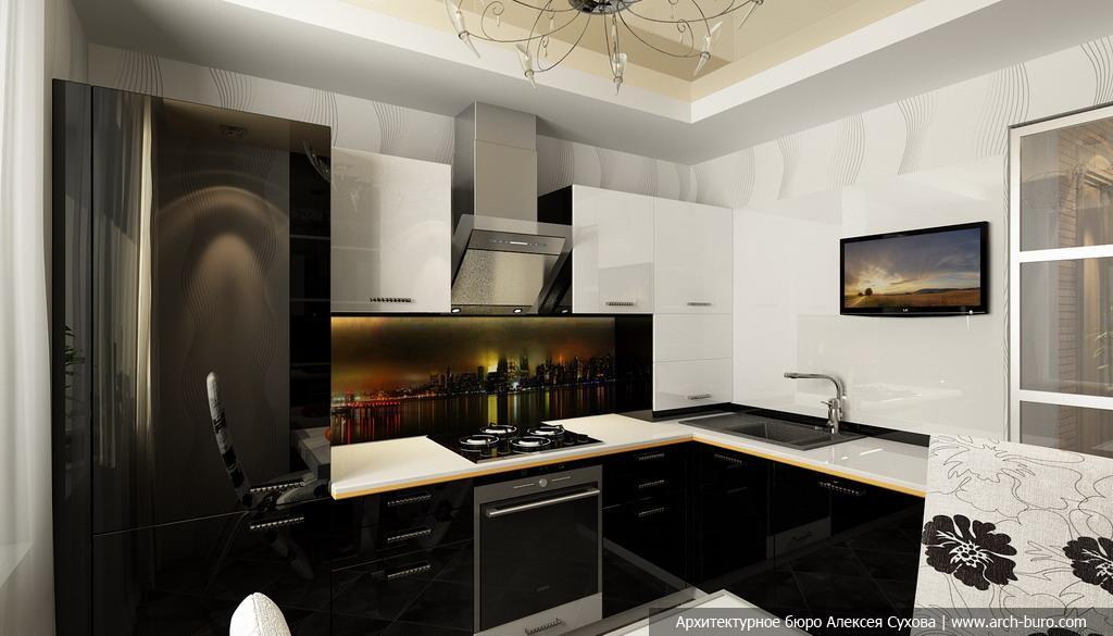 Телевизор на стену дизайн