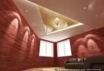 интересный дизайн потолков