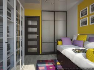 Фото современных комнат для девочки подростка - стили