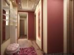 Дизайн прихожей - коридора