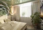 Дизайн спальни. Вариант 1