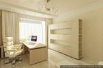 Дизайн квартиры. Кабинет
