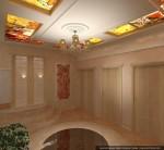 1-й этаж. Дизайн холла