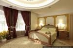 2-й этаж. Дизайн спальни родителей
