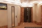 Цокольный этаж. Дизайн тренажерной комнаты