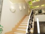2-й этаж. Дизайн лестницы