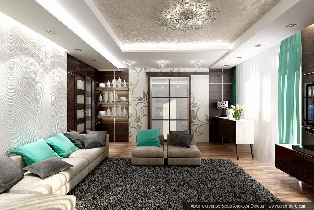 Дизайн квартир простой стиль фото