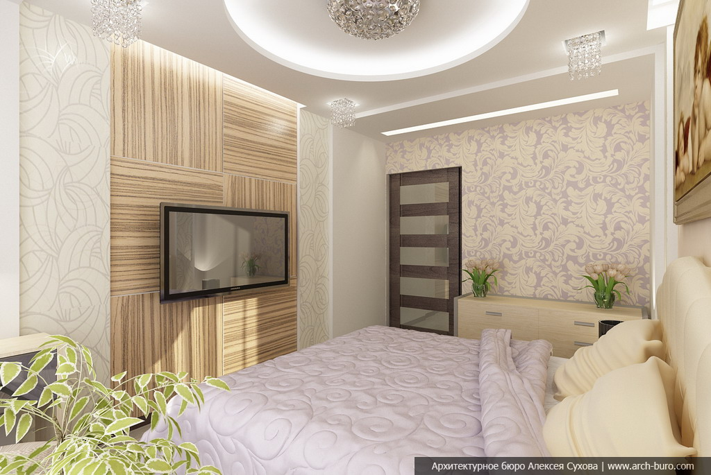 Дизайн спальни девушки 2018