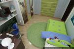 Интерьеры коттеджа с мансардой. Дизайн детской.