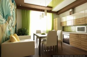дизайн квартиры эконом класса