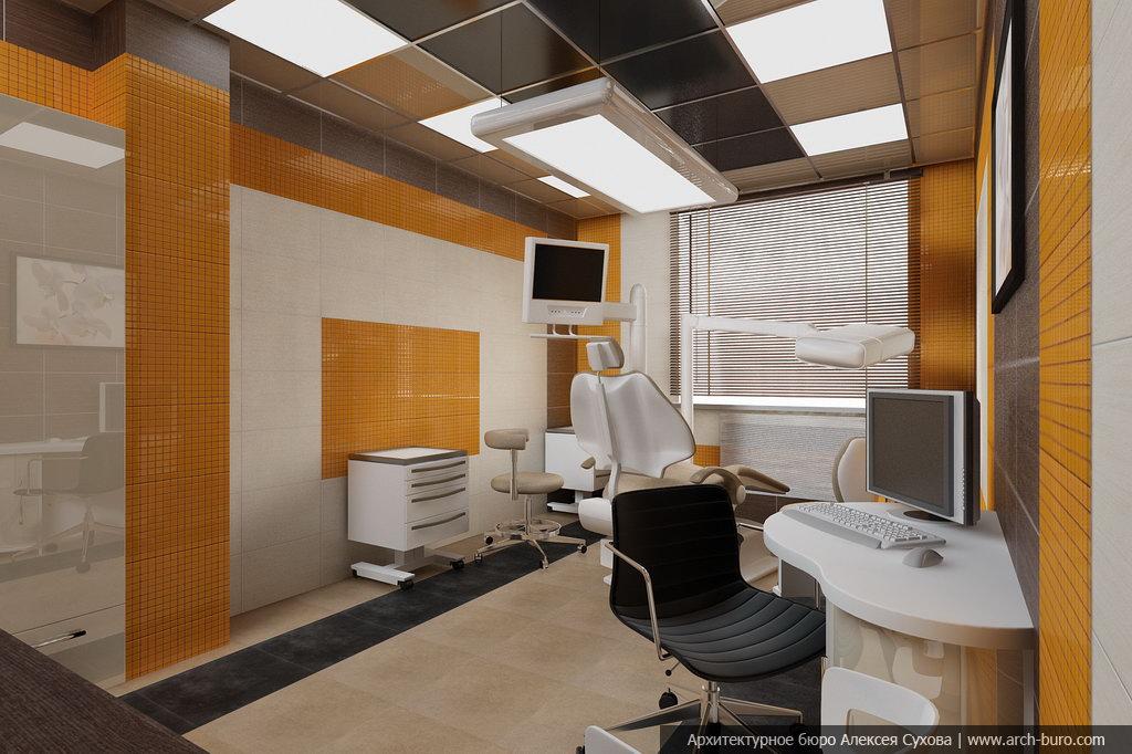 Стоматологический кабинет дизайн фото