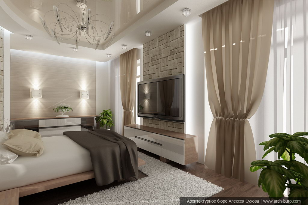 Дизайн интерьеров коттеджей