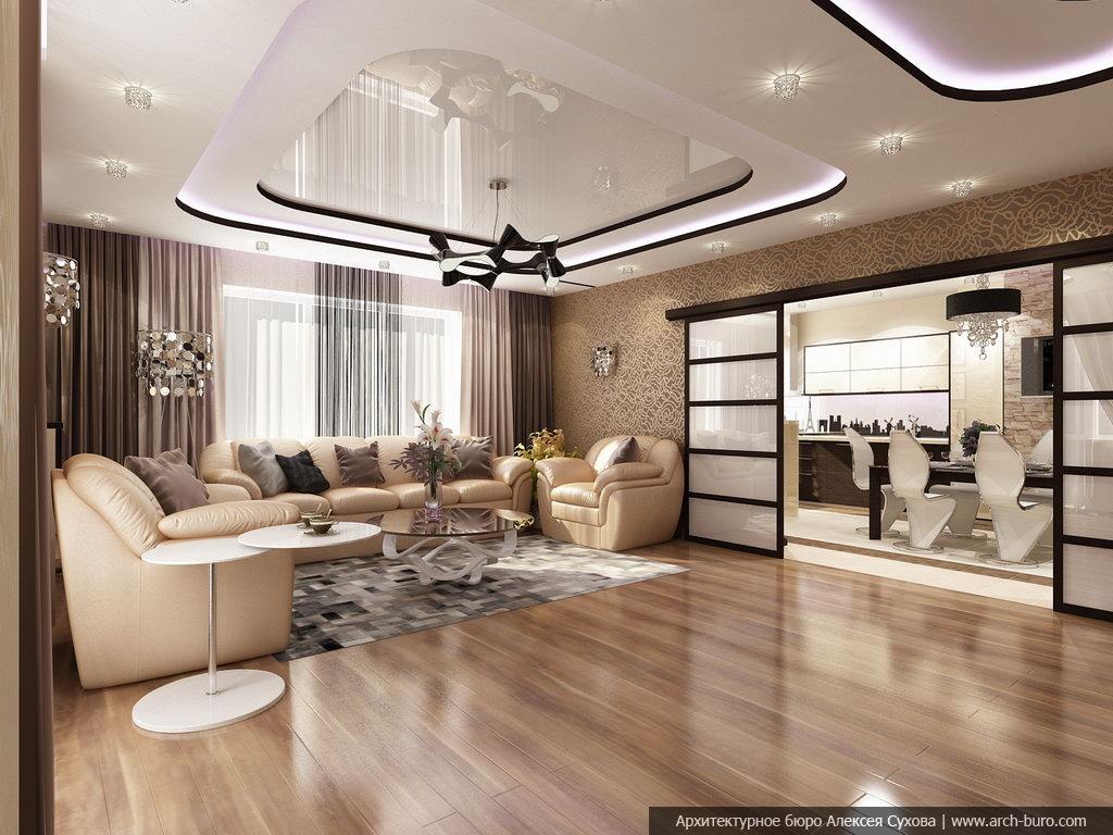 Интерьер и декор квартиры фото