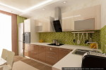 дизайн кухни фото, дизайн интерьера кухни