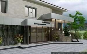 Проект ветеринарной клиники