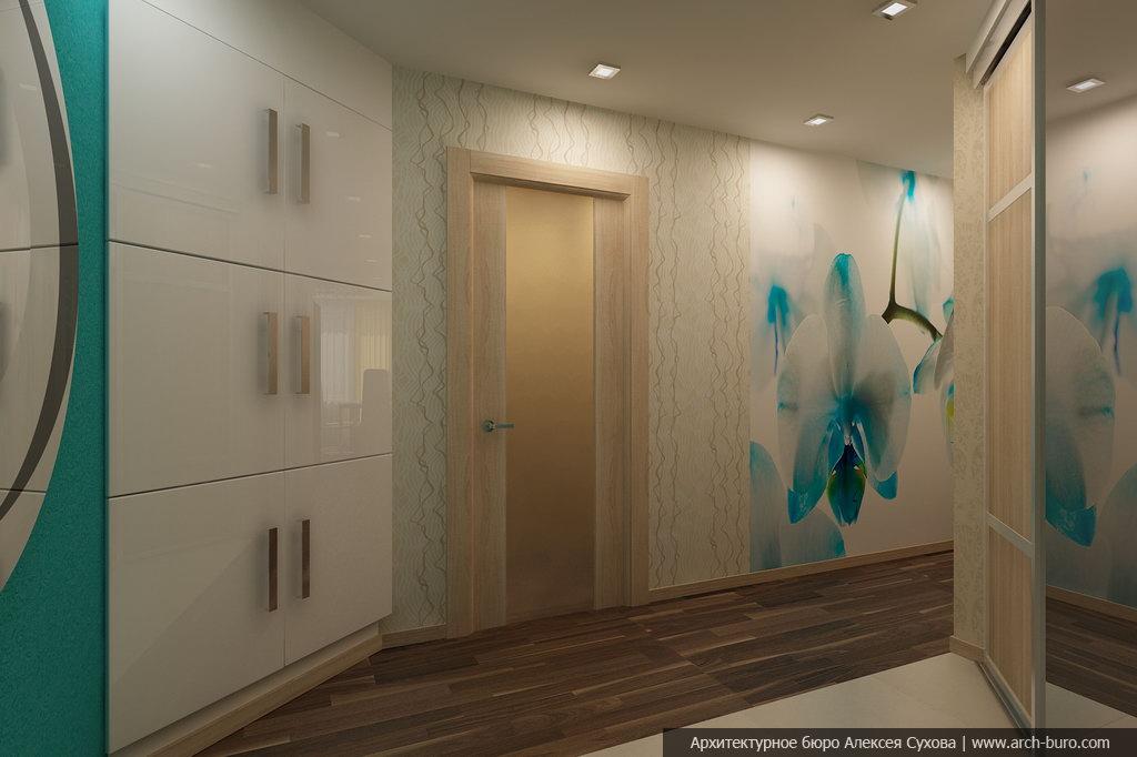 дизайн квартиры 45 кв м фото в стиле лофт