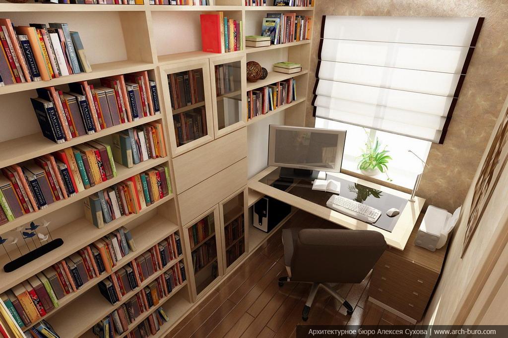 Библиотека в домашнем кабинете. обсуждение на liveinternet -.